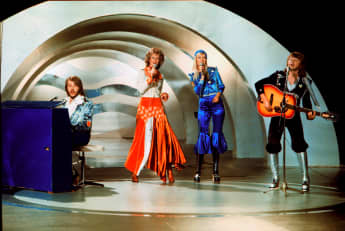 ABBA 1974 Eurovision Song Contest