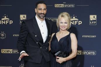 Adil Ramil und Pamela Anderson