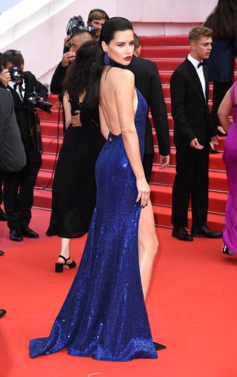 Adriana Lima bei den Filmfestspielen in Cannes 2019