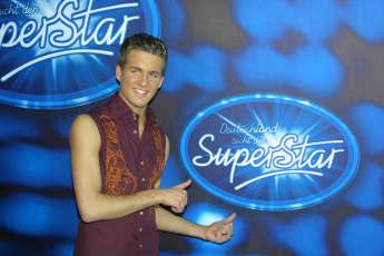 Alexander Klaws 2003 bei DSDS