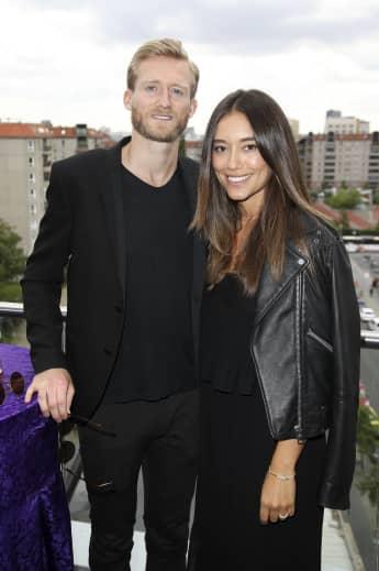 André Schürrle hat Freundin Anna Sharypova geheiratet