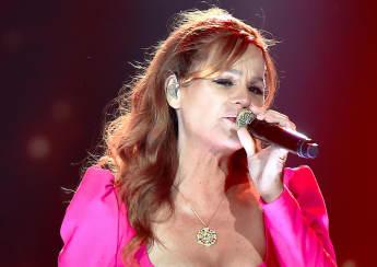 Andrea Berg Willkommen bei Carmen Nebel live Playback