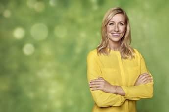 Andrea Kiewel Fernsehgarten ZDF 2019 on Tour Gran Canaria