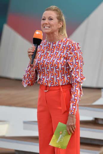 Andrea Kiewel ZDF Fernsehgarten
