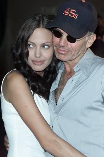 Angelina Jolie Billy Bob Thornton Halskette