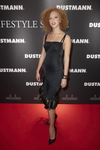 Anna Ermakova beim Pre-Opening des Dustmann Store in Dortmund