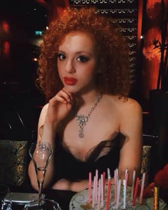 Anna Ermakova 18. Geburtstag