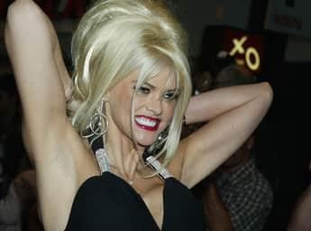 Anna-Nicole Smith ist 2007 mit 39 Jahren verstorben