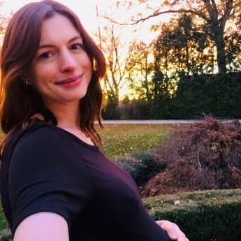 Anne Hathaway: So schön ist die Schauspielerin ungeschminkt