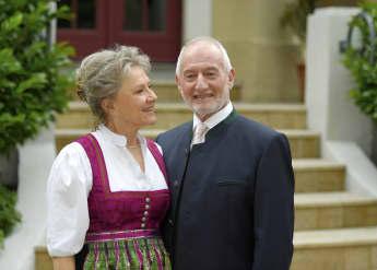 Antje Hagen und Sepp Schauer