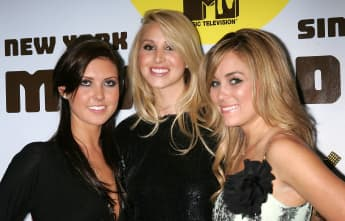 Audrina Patridge, Whitney Port und Lauren Conrad