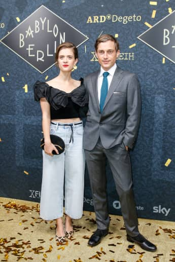 Babylon Berlin Liv Lisa Fries Volker Bruch Free-TV-Premiere