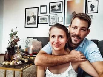 """Anna Heiser und Gerald Heiser von """"Bauer sucht Frau"""""""