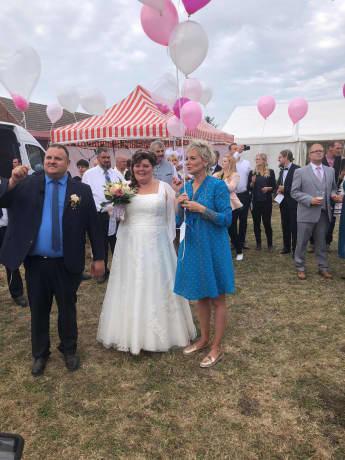 """""""Bauer sucht Frau"""": Auch Swen und Nancy haben geheiratet"""