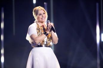 Beatrice Egli bei der Jose Carreras Gala im Dezember 2020