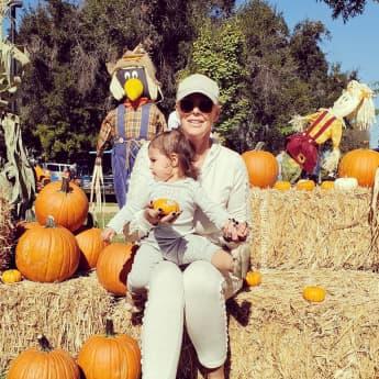 Brigitte Nielsen und Tochter Frida