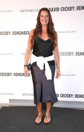 Brooke Shields: So natürlich schön ist die 54-Jährige