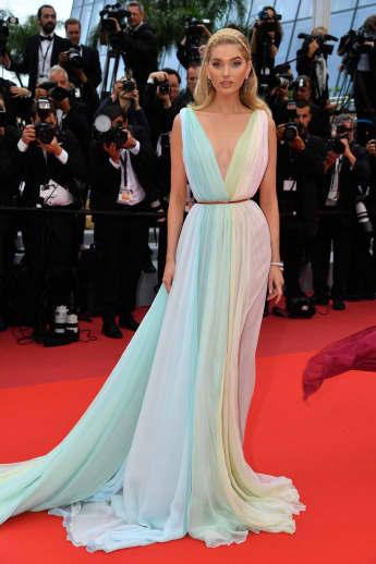 Elsa Hosk bei den Filmfestspielen in Cannes