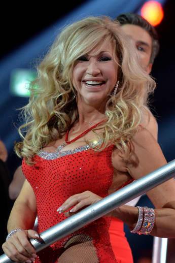 "Carmen Geiss bei ""Let's Dance"" 2014"