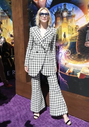 Cate Blanchett hat sich einen Fashion-Fauxpas geleistet