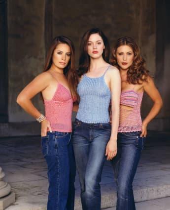 'Charmed' Besetzung.