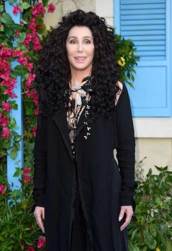 """Cher  """"Mamma Mia"""" Premiere"""
