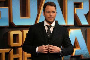 """Chris Pratt bei der Premiere von """"Guardians of the Galaxy Vol. 2"""""""