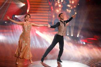 Christina Luft Luca Hänni lets dance