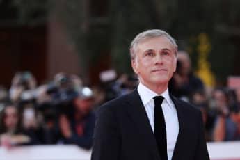 Christoph Waltz bei dem Filmfestival von Rom