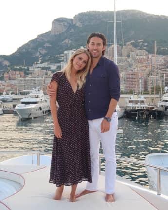Claire Holt und Andrew Joblon haben geheiratet