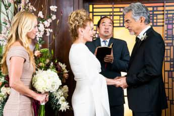 Criminal Minds Hochzeit: Rossi und Krystall