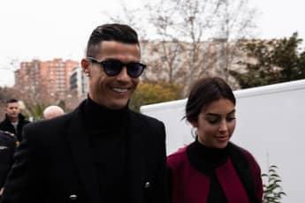 Cristiano Ronaldo Georgina Rodríguez  Kind schwanger