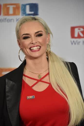 Daniela Katzenberger RTL Spendenmarathon