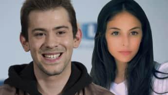 Daniele Negroni und Victoria Pavlas sind ein Paar
