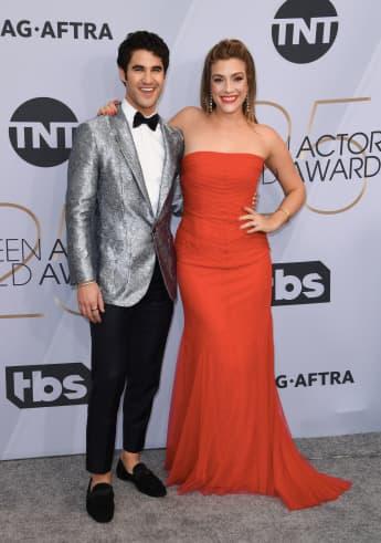 Darren Criss und Mia Swier haben geheiratet
