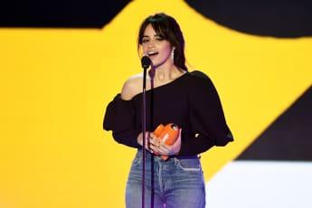 Camila Cabello darf sich über einen Kid's Choice Award freuen