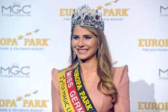 Miss Germany 2018: Anahita Rehbein konnte den Titel erringen