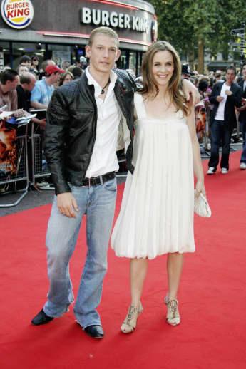 Alex Pettyfer und Aliscia Silverstone im Jahr 2006