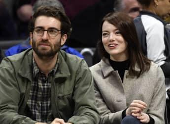 Dave McCary und Emma Stone sind ein Paar