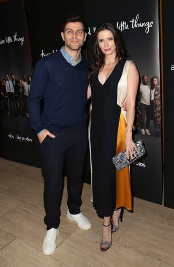 David Giuntoli und Elizabeth Tulloch sind Eltern geworden