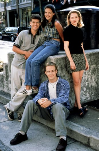 """Dawson's Creek""-Darsteller"