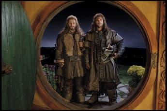 """Dean O'Gorman und Adrian Turner in """"Der Hobbit"""""""
