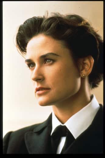 """Demi Moore 1992 in """"Eine Frage der Ehre"""""""