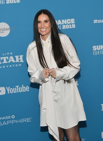Demi Moore beim Sundance Film Festival 2019