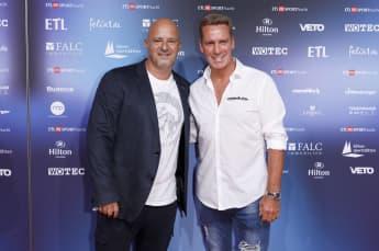 Detlev Steves und Jürgen Milski