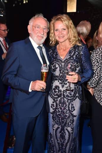 Didi Hallervorden Freundin Christiane Zander