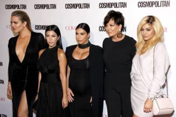 Khloé Kardashian Kourtney Kardashian Kim Kardashian Kris Jenner Kylie Jenner