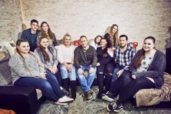 Die Wollnys Wollny Kinder Silvia Wollny Großfamilie Serie RTL II
