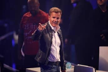 Dieter Bohlen im DSDS-Halbfinale 2018