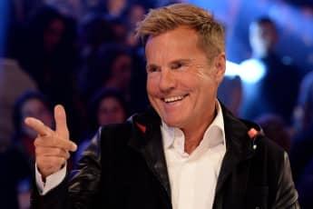 """Dieter Bohlen im Finale von """"Das Supertalent"""" am 17. Dezember 2016"""